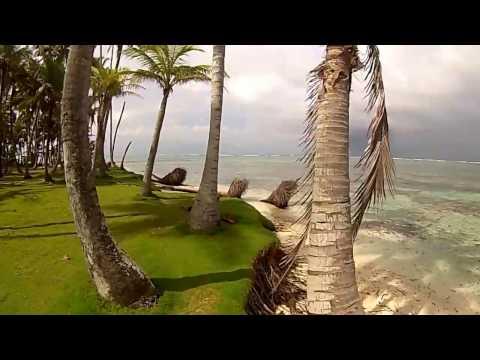 Walk around Turtle Island, San Blas, Kuna Yala, Comarca Guna Yala, Panama