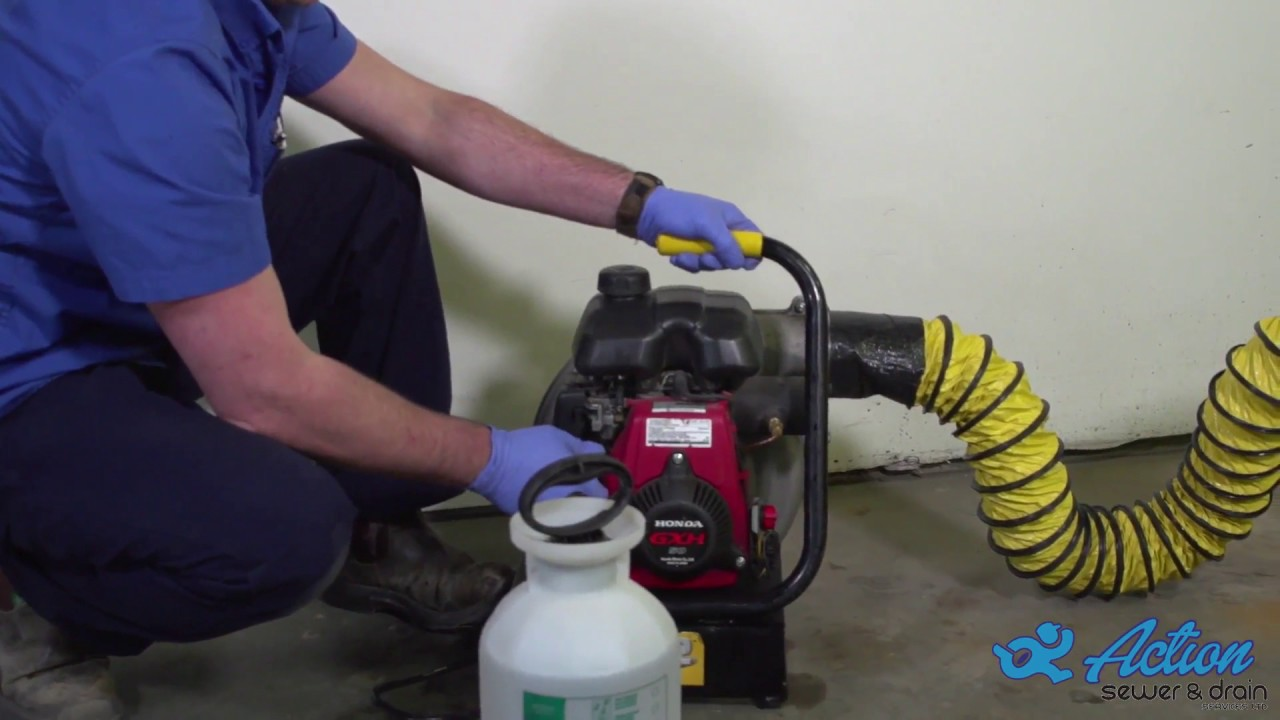 Action Sewer And Drain Services Ltd - YouTube