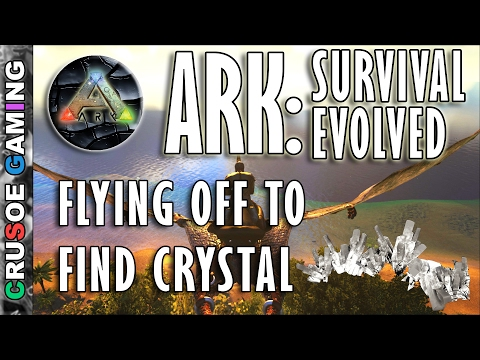 ark:-survival-evolved---flying-mount-&-crystals---(pc-gameplay-walkthrough-with-commentary)-s2e5