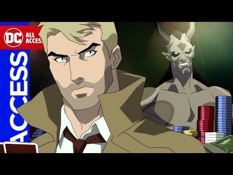 Exclusive Clip – Justice League Dark + All-Star Batman Finale