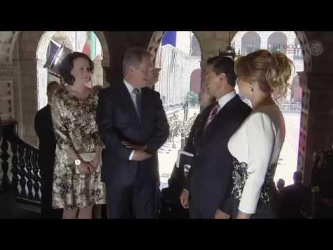 Visita de Estado del Presidente de la República de Finlandia, Sauli Niinistö