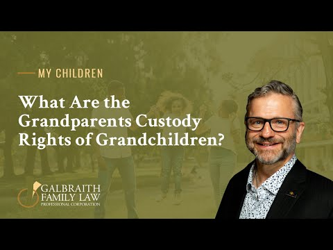 What Are the Grandparents Custody Rights of Grandchildren?