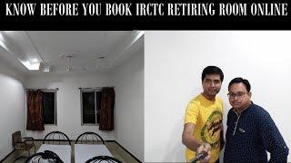 irctc retiring room booking online / irctc retiring room / retiring room / railway retiring room