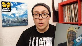 Wu-Tang Clan - A Better Tomorow ALBUM REVIEW ft. Daren Jackson