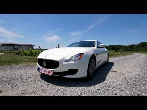 Maserati Quattroporte: Oare chiar este un Ferrari cu patru uși? - Cavaleria.ro