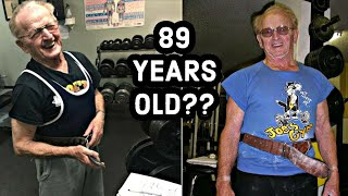 Oldest StrongMan In The world 💪🏻 89 Years Old😶 You an not believe what he is doing😲