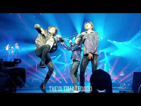 180923 Dope 쩔어 @ BTS 방탄소년단 Love Yourself Tour in Hamilton Fancam 직캠