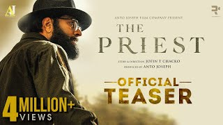 The Priest | Official Teaser | Mammootty | Manju Warrier | Jofin T Chacko | Nikhila Vimal