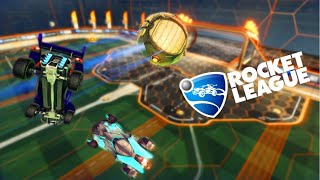 My 10 best Rocket League goals so far