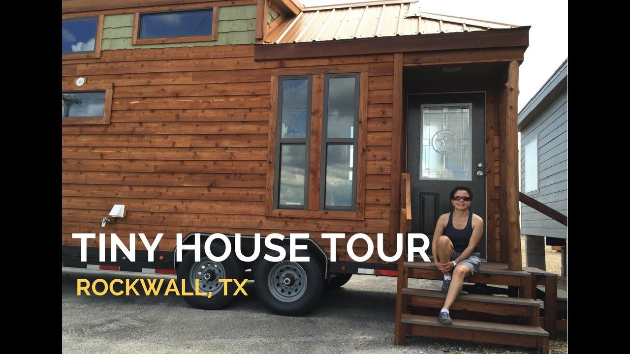 Estilo De Vida Minimalista Tiny House Tour En Cabin