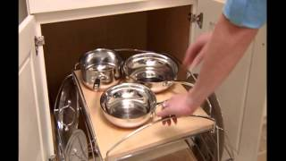 Diamond at Lowe's Base Pot and Pans Pullout