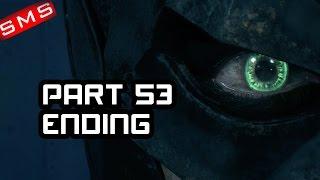 Batman: Arkham Knight Gameplay Walkthrough Part 53! THE ENDING PART 2 PS4/Xbox One!