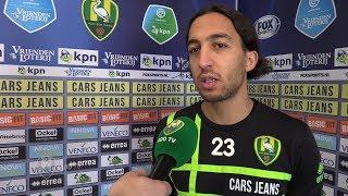 """Nasser El Khayati: """"Laten we het van wedstrijd tot wedstrijd bekijken"""""""