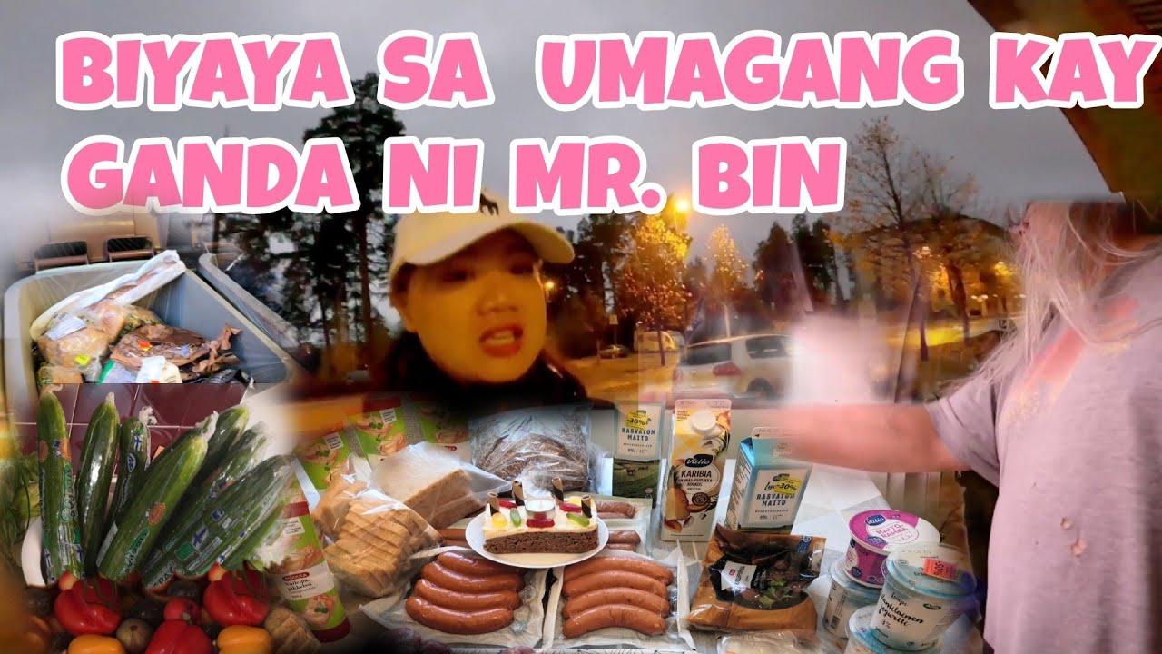 Download MAAGANG NAMIGAY NG BLESSINGS SI MR. BIN TODAY | DUMPSTER DIVING | Thai-Finnish Pero Pusong Pinay