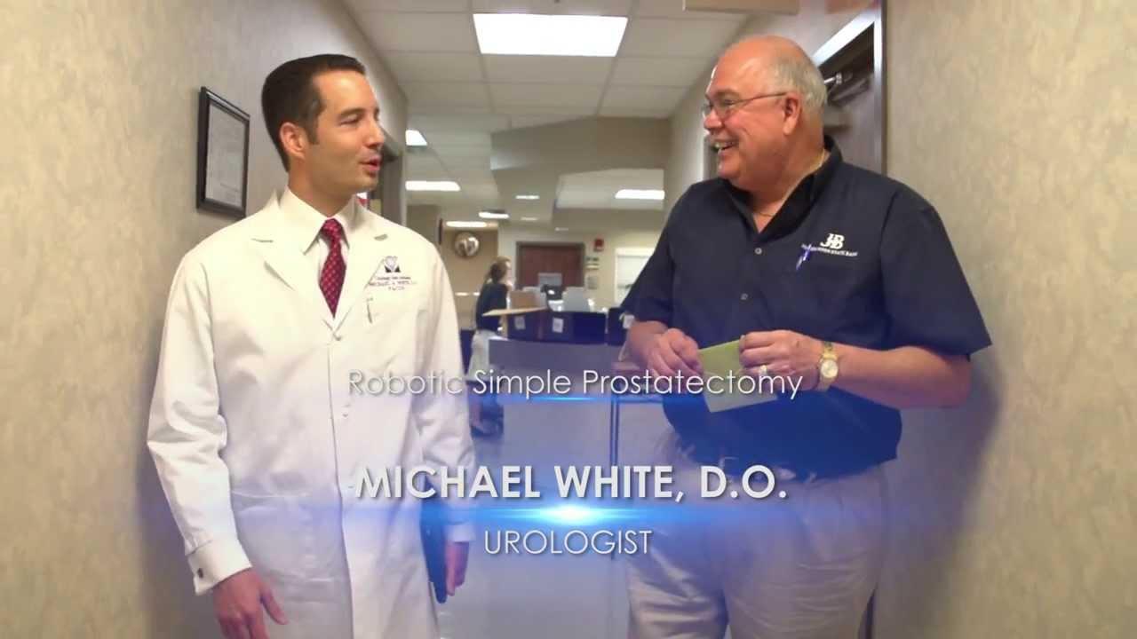 Dr  Michael White, Urologist - Urology San Antonio