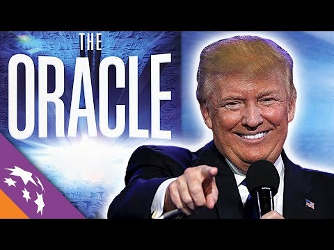 THE ORACLE: Ancient Prophecy Foretelling Trump & End Times | Jonathan Cahn