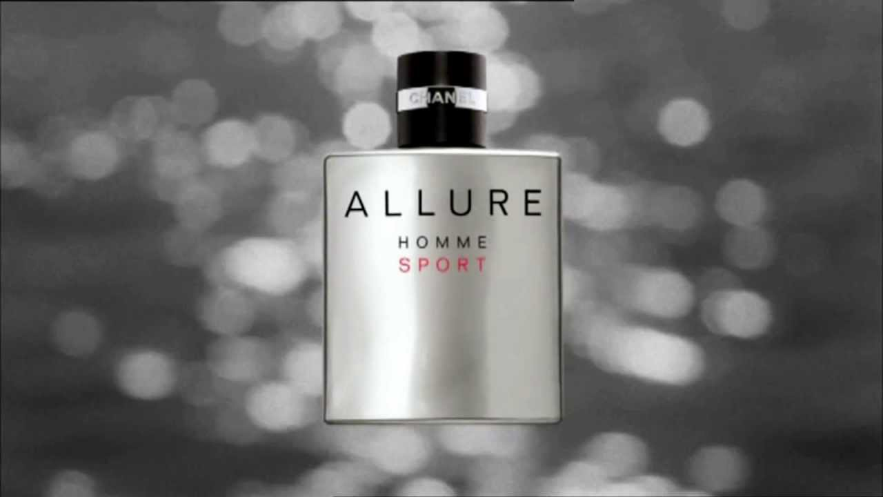 Chanel Allure Homme Sport Werbung 2009 - YouTube