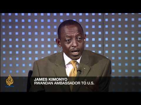 Riz Khan - Rwanda's presidential election