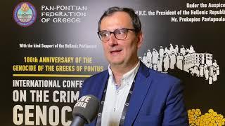 Νίκος Μιχαηλίδης / Επίκουρος Καθηγητής Ανθρωπολογίας, University of Missouri, St. Louis