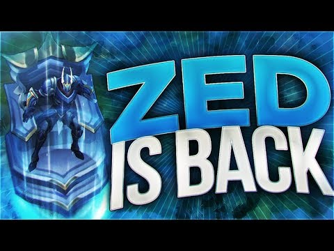 LL STYLISH  ZED IS BACK ARE YOU NOT ENTERTAINED ?