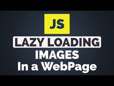 How To Lazy Load Images Using JavaScript