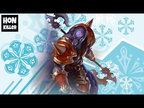 HoN Salomon Tengshe Gameplay - Riryoku - Legendary