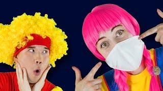 Mask Doo Doo Doo! | D Billions Kids...