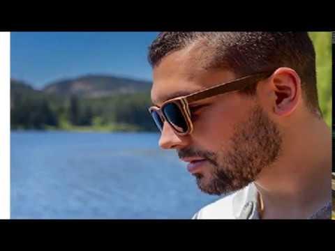 2932d457d3 Wood Sunglasses - YouTube