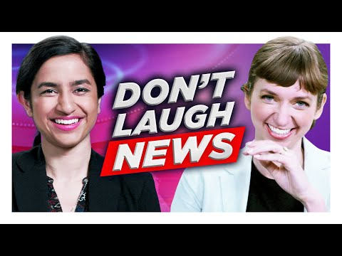 Don't Laugh News Challenge: How Goes Gravity Work?