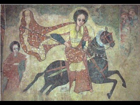 kingdrop 2016   Prester John #18   Exilarch David VI Soslan of Georgia, Benjamin of Tudela