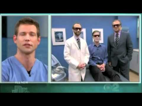 The Doctors - Laser Hair Removal on Man's Beard  | Long Beach Facial Plastic Surgeon