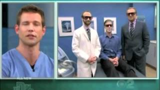 The Doctors - Laser Hair Removal on Man