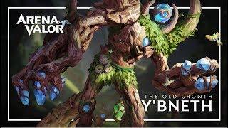 Y'bneth: Hero Spotlight | Gameplay - Arena of Valor