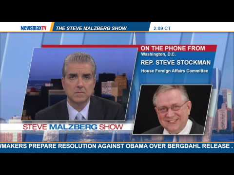 Malzberg | Rep. Steve Stockman member of the House Foreign Affairs Committee