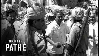 Pakistan Bombs India On Cease Fire Deadline (1965)