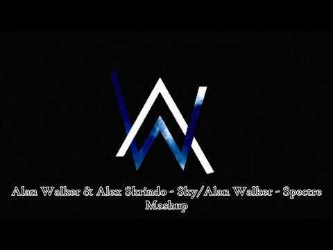 Alan Walker & Alex Skrindo - Sky/Alan Walker - Spectre Mashup