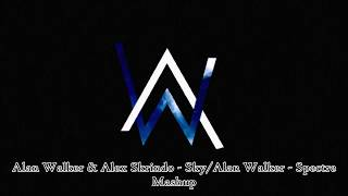 Alan Walker & Alex Skrindo - Sky/Alan Walker - Spectre Mashup