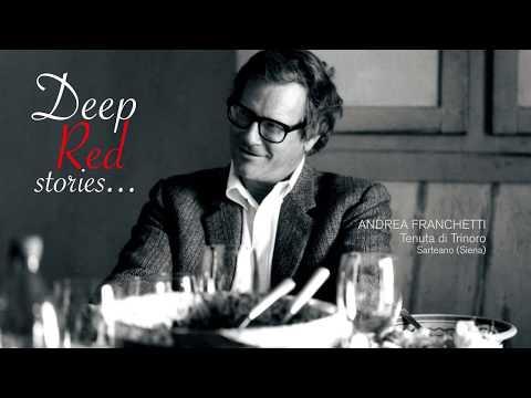 Deep Red Stories - Episodio 1: Il curioso caso delle Tenuta di Trinoro