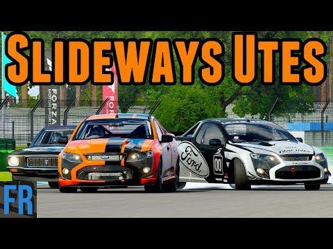 Forza Motorsport 7 - Slideways Utes