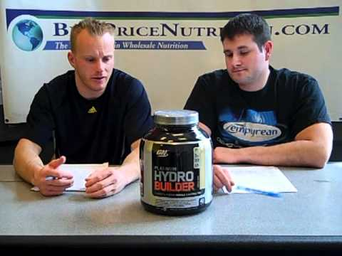 Platinum Hydro Builder Review Video