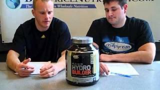 Platinum Hydro Builder Review Video - Optimum Nutrition