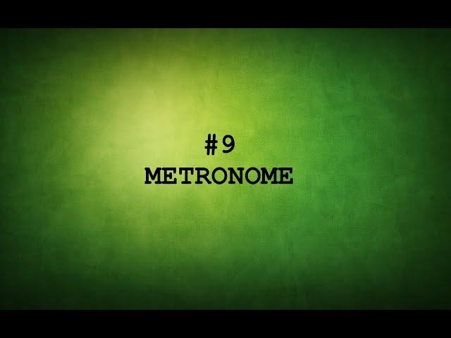 TAMIL GUITAR LESSONS-#9-METRONOME INTRO.