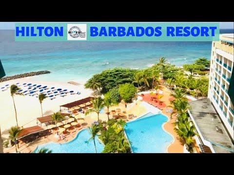 Hilton Barbados Resort Tour
