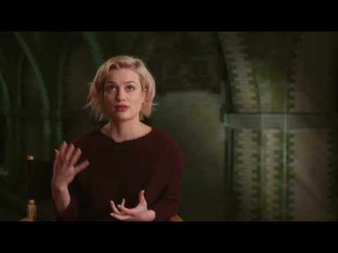 """Fantastic Beasts and Where To Find Them """"Queenie"""" Interview - Alison Sudol"""