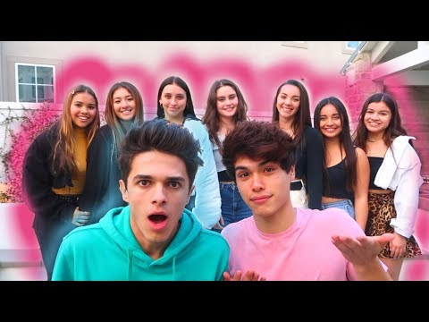 I LET MY BEST FRIEND PICK MY GIRLFRIEND.. | Brent Rivera