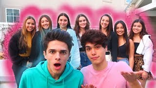 Download I LET MY BEST FRIEND PICK MY GIRLFRIEND.. | Brent Rivera Mp3 and Videos