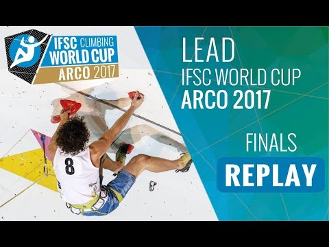 IFSC Climbing World Cup Arco 2017 - Lead - Finals - Men/Wome