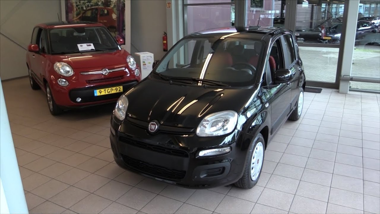 Interieur Fiat Panda 1 Fiat Panda 2015 In Depth Review Interior Exterior Youtube