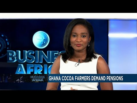 Central African states diversify economies & we focus on Ghana cocoa farmers' pension…