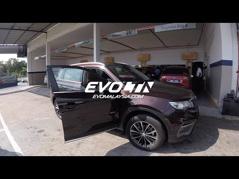 Full Detailed Review of New 2019 Proton X70 | Evomalaysia.com